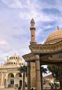 Mosquée Cheikh Bachir El Ibrahimi Bou Saâda, M'sila... !