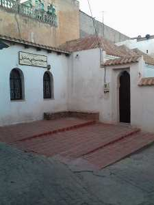 Mosquée de Sidi-Mendil (Nedroma, wilaya de Tlemcen)