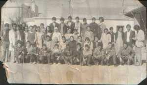 من متوسطة ابن باديس 1980-1981
