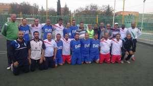 فريق كركب قدور مع فريق مديرية الشباب والرياضة