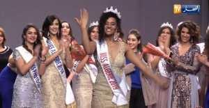 Miss Algérie Khadija Benhamou : Élan de solidarité après des messages racistes