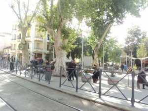 Sétif rénové - Place Ain Fouaara