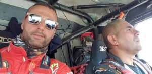 Pérou Fin du Dakar 2019 Bravo à l'équipage Algérien Ramzi, Ahmed Benbekhti et Samir Benbekhti