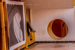 PERCEPTIONS : Exposition photos de Yasmine Tandjaoui au Département d'Architecture - Université Abou Bakr Belkaid - TLEMCEN