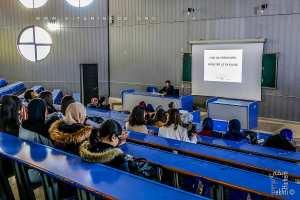 Conférence de Raphaële Bertho dans le cadre des journées de la photo de Tlemcen 7ème Édition