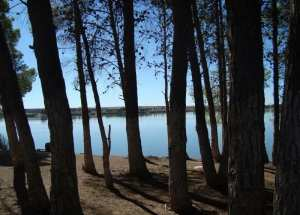 Lac de Sidi Mohamed Benali... !