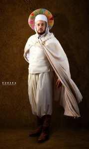 Le costume traditionnel des Ouled Naïl