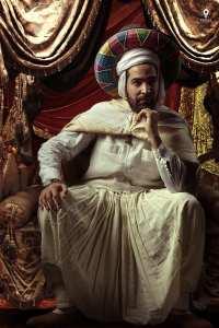 Le costume traditionnel algérien