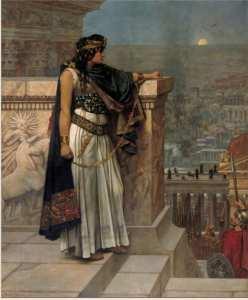 Zénobie reine dan Palmyre