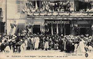 Algerie - TLEMCEN - Boulangerie A. Soria.