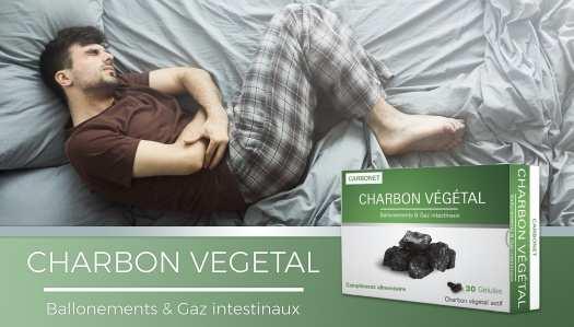 CARNONET Charbon Végétal