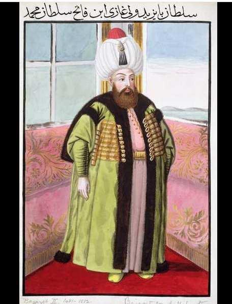 Qui étaient les sultans de l'Empire ottoman ? : Bayazid II (1447-1512) : le complot fut au cœur de sa politique