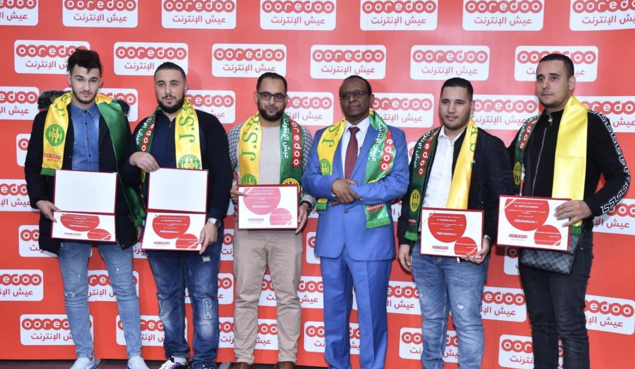 Ooredoo récompense les points de vente partenaires des wilayas de Tizi Ouzou, Boumerdes et Bouira