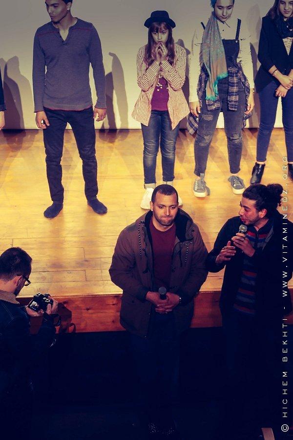 Derb Cinéma , le #cineclub de #Tlemcen projection Débat du Film Capharnaüm