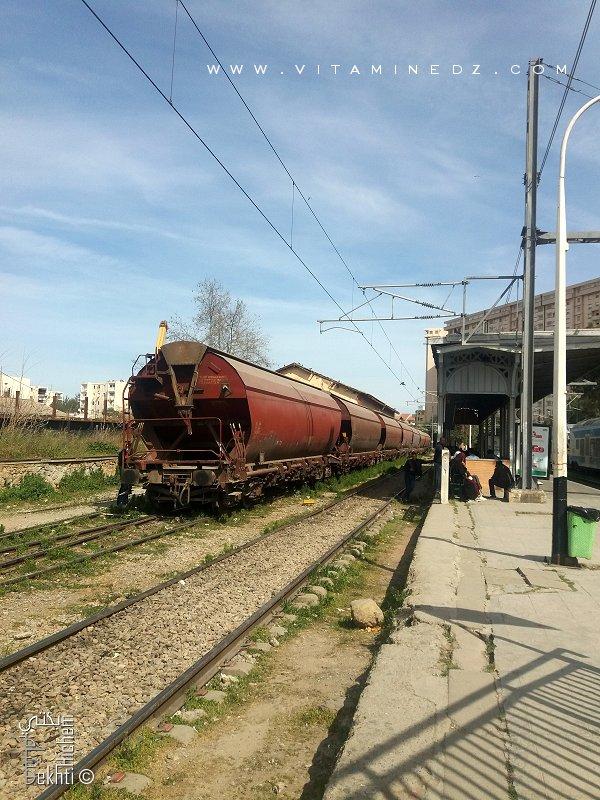 Gare de Blida