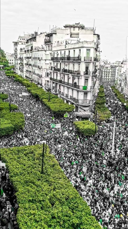 شعب الجزائر الحر