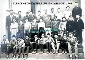 CLASSE CM2-----1961---