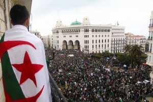 En Algérie, l'éveil politique de toute une génération