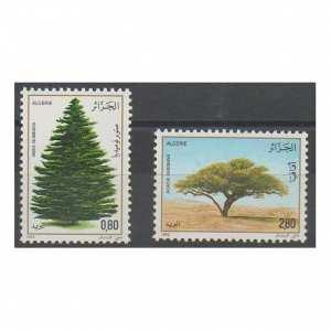 Philatélie : Représentation de l'arbre sur les timbres algériens Une richesse devenue le symbole d'un patrimoine