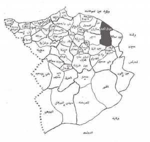 في ولاية تلمسان 53 بلدية لكل بلدية حكاية مع التاريخ