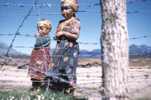 Le camp de détention de la Dzira à Aïn Sefra, souvenir douloureux de la nuit coloniale