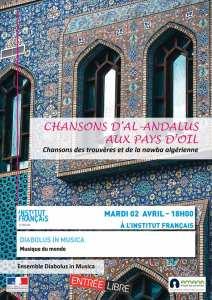 Chansons d'Al Andalous au Pays d'Oil !!!