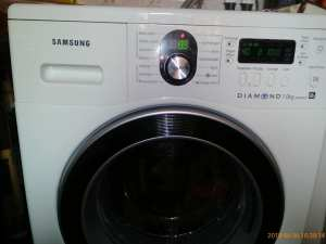 Lave-linge Samsung Diamond 7.0Kg WF8690NEG
