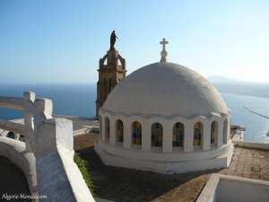 Photos de la Chapelle Santa Cruz à Oran