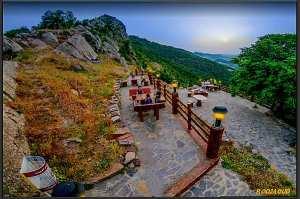 Adhghagh Buduz , site Touristique