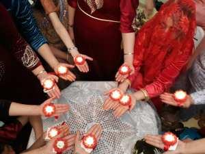حنة العروسة السوق اهراسية