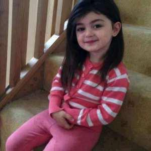 أجمل طفلة في الجزائر