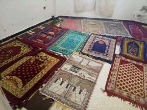 تخصيص مكان للصلاة في إقامة بسوق اهراس