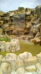 الحديقة الجديدة بمدينة سوق اهراس