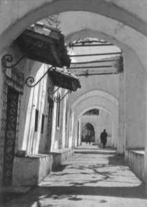 Derb Se3a A9wass (sept arcades) ou Sidi El Ghomari Tlemcen