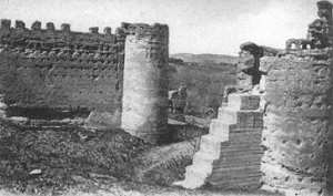 Ruines de la Toubiana (Bab El Kermadines, Tlemcen)