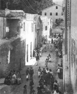 Rue de la Synagogue de Tlemcen