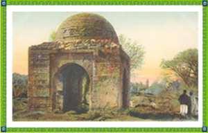 Certains monuments à Tlemcen n'ont pas de nom