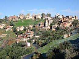 Village Zoubga-Ouacif