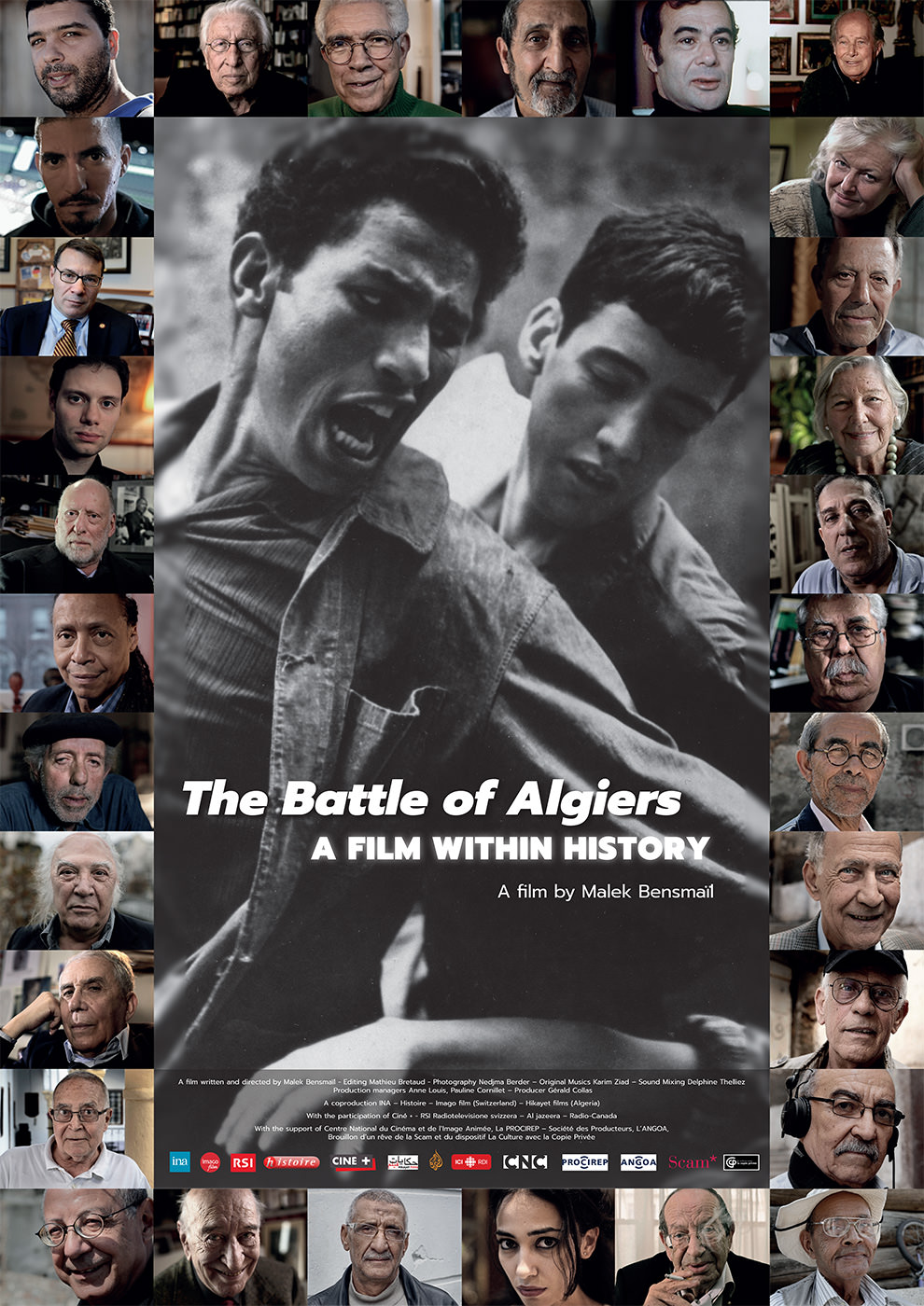 Rétrospective du cinéaste algérien Malek Bensmaïl : Festival du cinéma de Gabès (Tunisie)