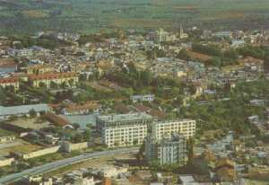 Tlemcen a city in north-western Algeria
