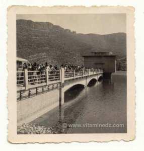 Barrage Beni Bahdel (Tlemcen) avant l'indépendance