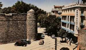 Citadelle d'El Mechouar à Tlemcen
