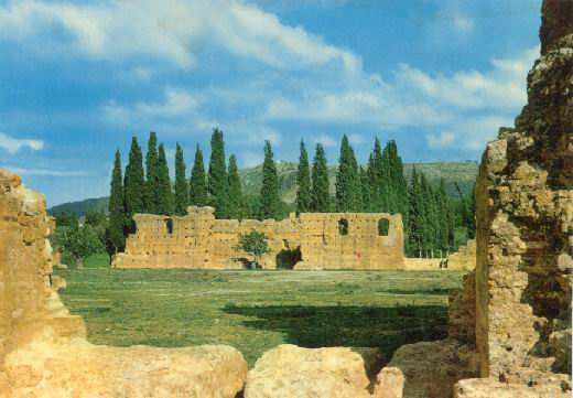 Mansourah Ruins in Tlemcen (English)