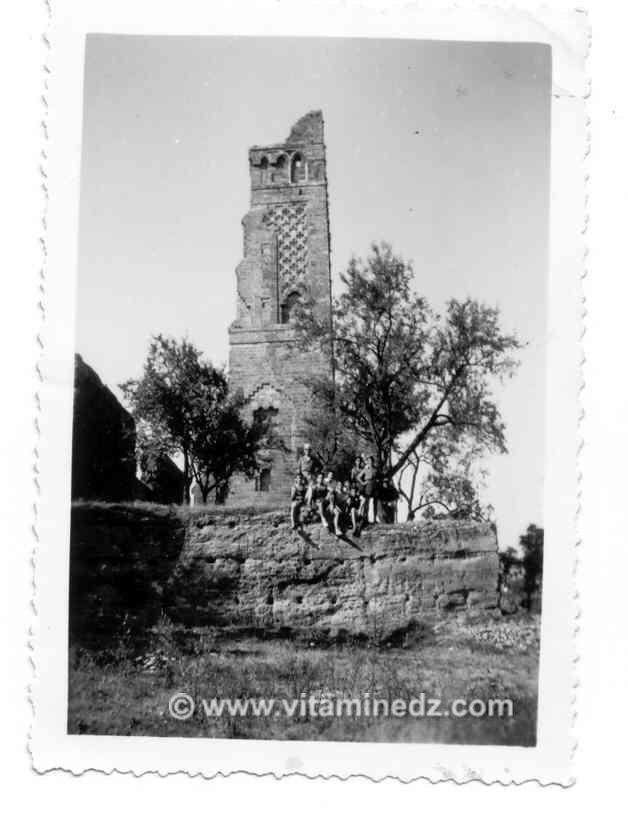 Al Mansourah (la victorieuse) photo d'avant l'indépendance