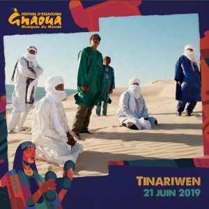 Tinariwen au Festival Gnawa d'Essaouira Maroc