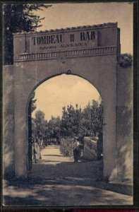 Tlemcen : Le Tombeau du Rab Ephraïm AlnKaoua