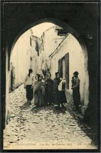 Constantine le quartier juif