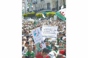 Algérie - MOBILISATION POPULAIRE INTACTE AU 15e VENDREDI: 100 jours et ça continue