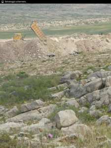 Alerte, on saccage les dolmens de Bounouara (Constantine)