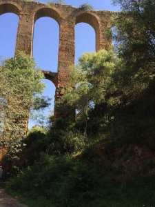 Aqueduc de Oued El-Bellaa... !